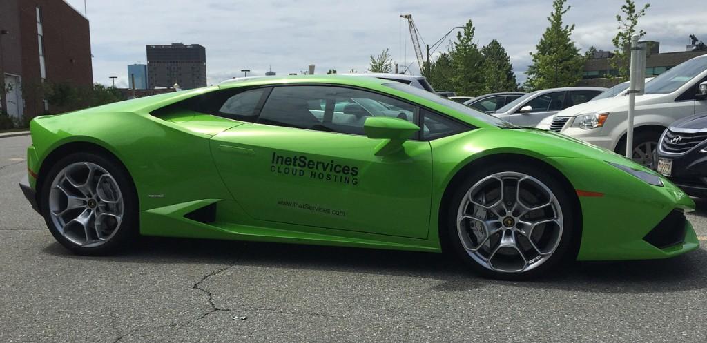 Lamborghini Huracan Green Kevin S World